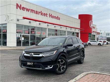 2017 Honda CR-V Touring (Stk: 20-3539A) in Newmarket - Image 1 of 21