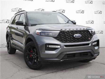 2021 Ford Explorer ST (Stk: D1T555) in Oakville - Image 1 of 27