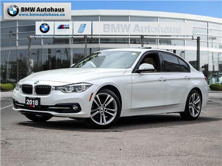 2018 BMW 330i xDrive (Stk: P10429) in Thornhill - Image 1 of 29