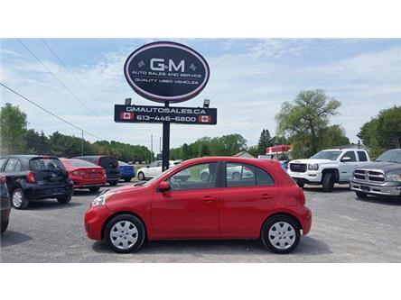 2018 Nissan Micra  (Stk: JL249564) in Rockland - Image 1 of 12