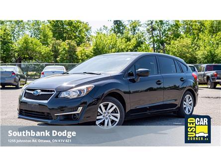 2015 Subaru Impreza  (Stk: 9229221) in Ottawa - Image 1 of 24