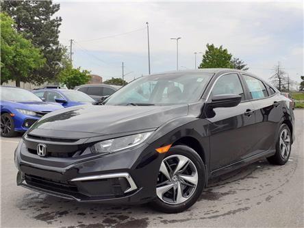 2021 Honda Civic LX (Stk: 17-21-0128) in Ottawa - Image 1 of 22