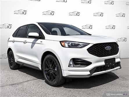 2021 Ford Edge ST Line (Stk: S1287) in St. Thomas - Image 1 of 26