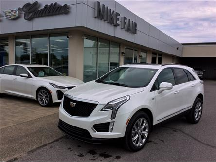 2021 Cadillac XT5 Sport (Stk: 21276) in Smiths Falls - Image 1 of 15