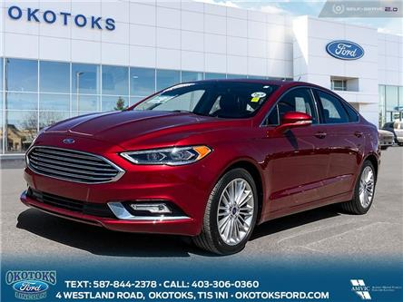 2017 Ford Fusion SE (Stk: B84138) in Okotoks - Image 1 of 26
