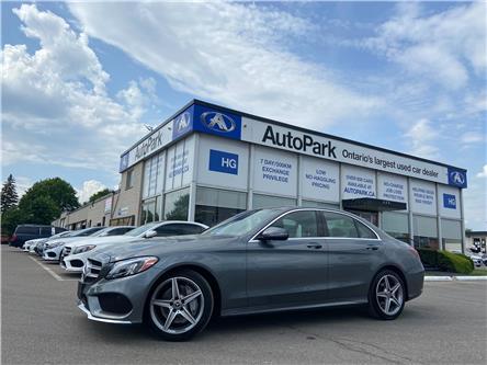 2017 Mercedes-Benz C-Class Base (Stk: 17-31650) in Brampton - Image 1 of 23