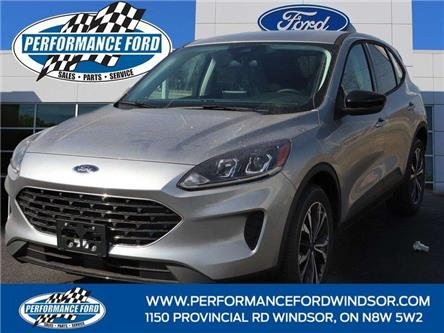 2021 Ford Escape SE (Stk: ES15635) in Windsor - Image 1 of 14
