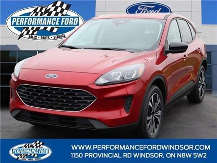 2021 Ford Escape SE (Stk: ES65408) in Windsor - Image 1 of 13