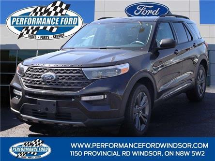 2021 Ford Explorer XLT (Stk: EX37524) in Windsor - Image 1 of 14
