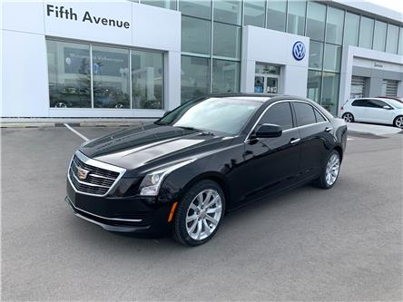 2017 Cadillac ATS 2.0L Turbo (Stk: 3625A) in Calgary - Image 1 of 17