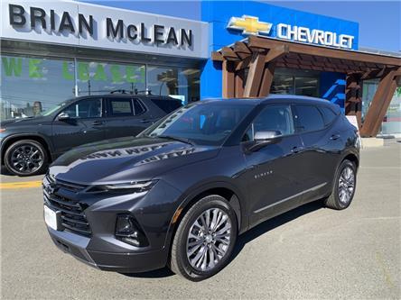 2021 Chevrolet Blazer Premier (Stk: M6156-21) in Courtenay - Image 1 of 19