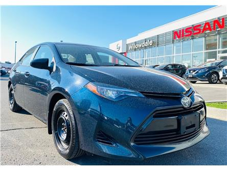 2017 Toyota Corolla LE (Stk: N1925A) in Thornhill - Image 1 of 23