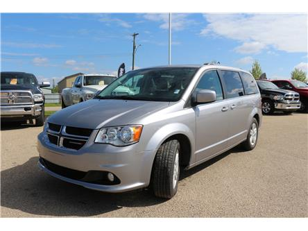 2019 Dodge Grand Caravan Crew (Stk: MP068) in Rocky Mountain House - Image 1 of 30