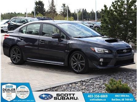 2017 Subaru WRX Sport-tech (Stk: 28431U) in Red Deer - Image 1 of 30