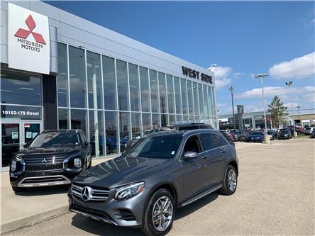 2018 Mercedes-Benz GLC 300 Base (Stk: BM4130) in Edmonton - Image 1 of 24