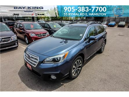 2015 Subaru Outback 2.5i Limited Package (Stk: 217514C) in Hamilton - Image 1 of 24