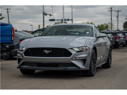 2021 Ford Mustang GT (Stk: M-487) in Okotoks - Image 1 of 5