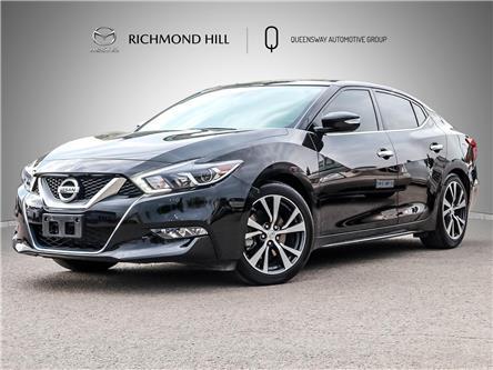2017 Nissan Maxima SL (Stk: P0633) in Richmond Hill - Image 1 of 25