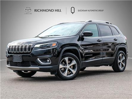 2019 Jeep Cherokee Limited (Stk: 21-017A) in Richmond Hill - Image 1 of 25