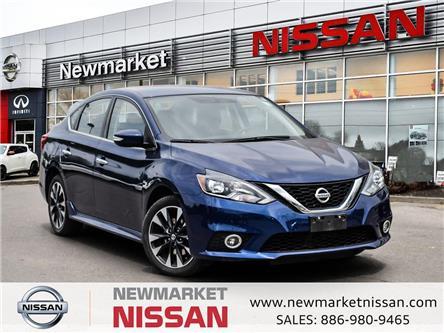 2017 Nissan Sentra 1.6 SR Turbo (Stk: UN1253) in Newmarket - Image 1 of 21