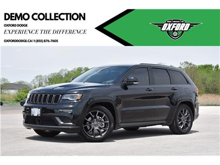 2021 Jeep Grand Cherokee Overland (Stk: 21134D) in London - Image 1 of 23
