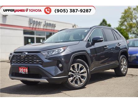 2019 Toyota RAV4 Limited (Stk: 95473) in Hamilton - Image 1 of 27