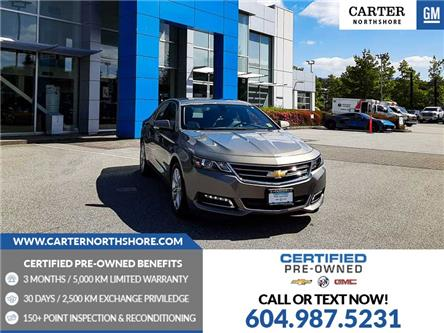 2019 Chevrolet Impala 1LT (Stk: 975530) in North Vancouver - Image 1 of 29