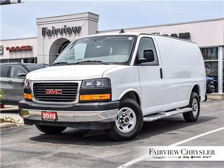 2019 GMC Savana 2500 Work Van (Stk: U18565) in Burlington - Image 1 of 30