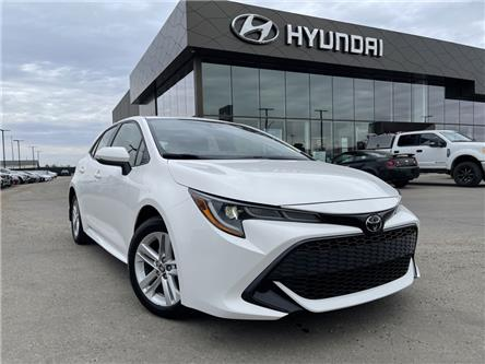 2019 Toyota Corolla Hatchback Base (Stk: H3011) in Saskatoon - Image 1 of 23