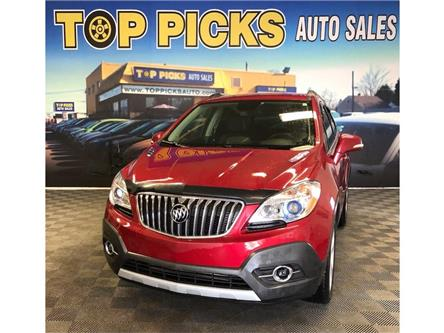 2015 Buick Encore Convenience (Stk: 269021) in NORTH BAY - Image 1 of 27