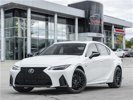 2021 Lexus IS 350 Base (Stk: 21MSX570) in Mississauga - Image 1 of 29