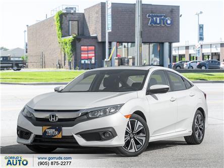 2016 Honda Civic EX-T (Stk: 101907) in Milton - Image 1 of 21
