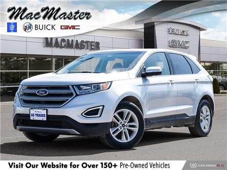 2017 Ford Edge SEL (Stk: B10293A) in Orangeville - Image 1 of 29