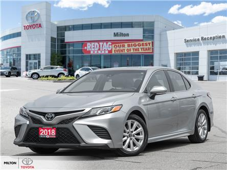 2018 Toyota Camry SE (Stk: 569555) in Milton - Image 1 of 20