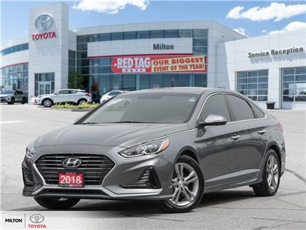 2018 Hyundai Sonata GLS (Stk: 625527) in Milton - Image 1 of 21