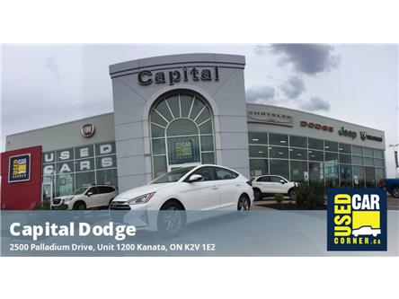 2020 Hyundai Elantra Preferred (Stk: P3188) in Kanata - Image 1 of 24