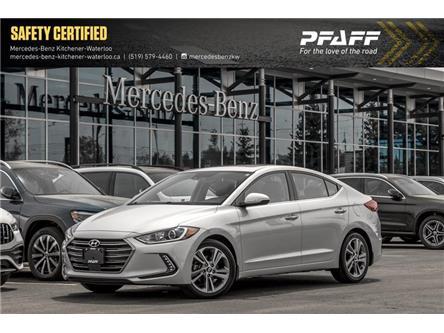 2018 Hyundai Elantra Limited (Stk: 39385A) in Kitchener - Image 1 of 24