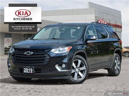 2019 Chevrolet Traverse Premier (Stk: D21385A) in Kitchener - Image 1 of 28