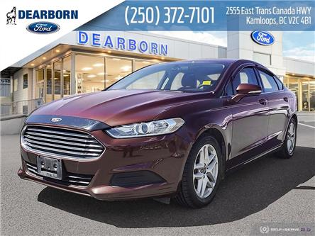 2016 Ford Fusion SE (Stk: CM035A) in Kamloops - Image 1 of 26