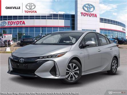 2021 Toyota Prius Prime Base (Stk: 21549) in Oakville - Image 1 of 23