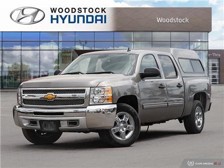 2013 Chevrolet Silverado 1500 Hybrid Base (Stk: P1626) in Woodstock - Image 1 of 27