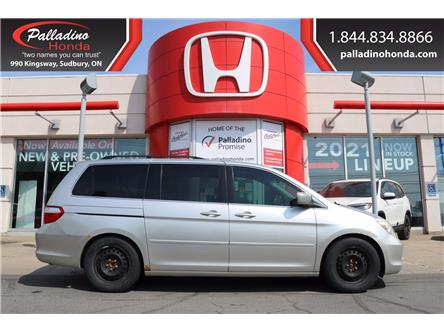 2007 Honda Odyssey EX-L (Stk: 23129A) in Greater Sudbury - Image 1 of 24