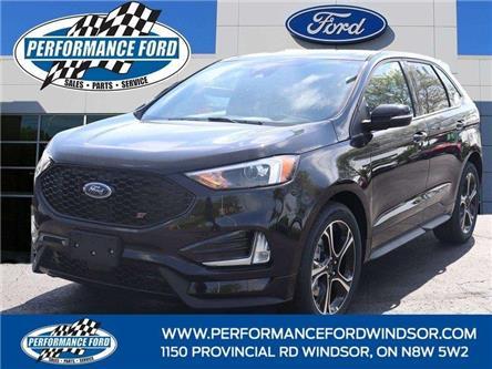 2021 Ford Edge ST (Stk: EG30643) in Windsor - Image 1 of 17