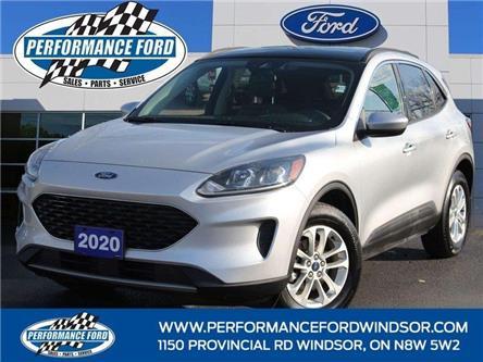 2020 Ford Escape SE (Stk: ES36361) in Windsor - Image 1 of 15