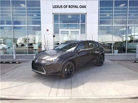 2021 Lexus UX 250h Base (Stk: L21379) in Calgary - Image 1 of 14