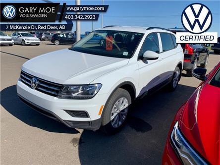 2020 Volkswagen Tiguan Trendline (Stk: 0TG7308) in Red Deer County - Image 1 of 2