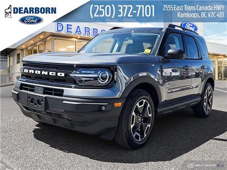 2021 Ford Bronco Sport Outer Banks (Stk: CM204) in Kamloops - Image 1 of 26