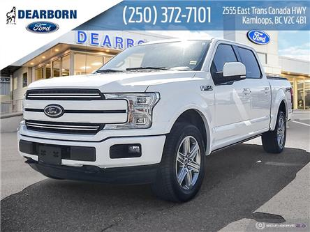 2018 Ford F-150 Lariat (Stk: BM192A) in Kamloops - Image 1 of 26
