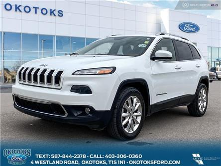 2014 Jeep Cherokee Limited (Stk: B84140A) in Okotoks - Image 1 of 26
