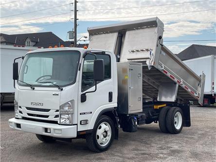 2021 Isuzu NRR New 202 Isuzu W/Aluminum Dump Ready to go! (Stk: DTI21069) in Toronto - Image 1 of 22
